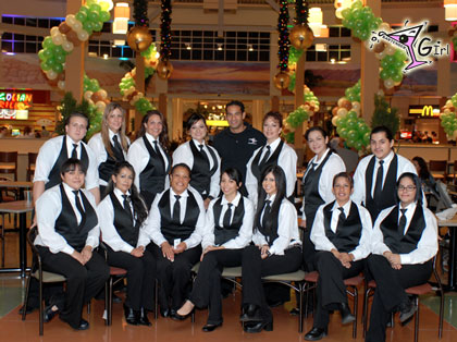 Bartenders & Wait Staff from BartenderGirl.com